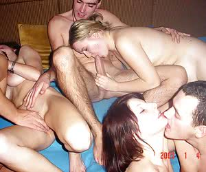 orgies parties with fat girls