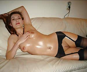 Amateur lingerie model from Argentina gallery