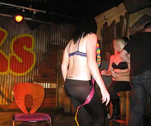Amateur Strip Games