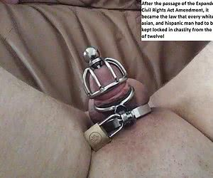 Chastity Captions