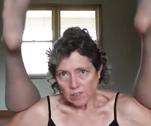 Category: flexible mature women