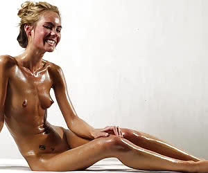 Oiled Up Porn