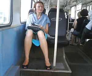 Public Transport Nudity
