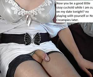 Related gallery: sissy-and-cuckold-captions (click to enlarge)